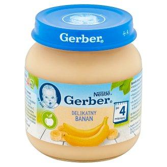 Gerber Delicate Banana after 4 Months Onwards 125 g