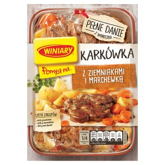 Winiary Pomysł na... Juicy Pork Neck with Potatoes 30 g