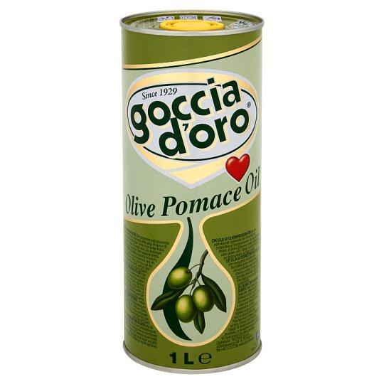 Goccia d'oro Olive Pomace Oil 1 L