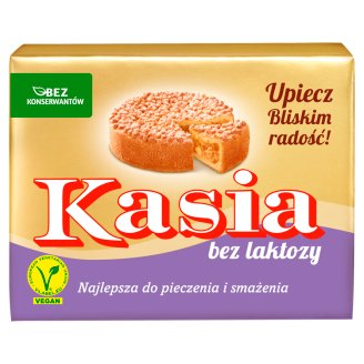 Kasia 100% Vegetable Lactose Free Vegetable Fat 250 g
