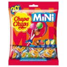 Chupa Chups Mini Lizaki wielosmakowe 120 g (20 sztuk)