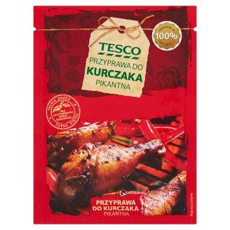 Tesco Spicy Chicken Seasoning 25 g