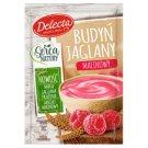 Delecta Budyń jaglany smak malinowy 53 g