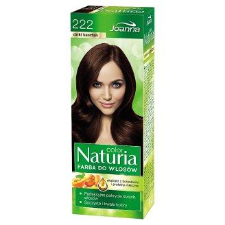 Joanna Naturia color Hair Dye Wild Chestnut 222
