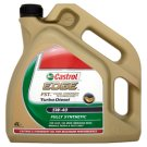 Castrol Edge Turbo Diesel with Fluid Strength Technology 5W-40 Fully Synthetic Motor Oil 4 L