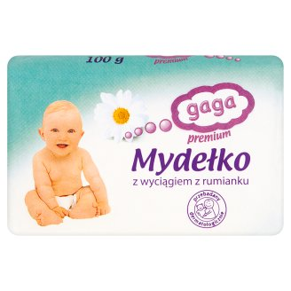Gaga Premium Soap with Camomile Extract 100 g