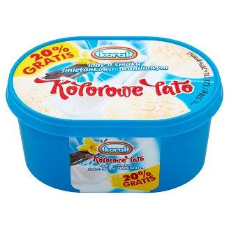 Koral Kolorowe Lato Cream-Vanilla Ice Cream 1.2 L