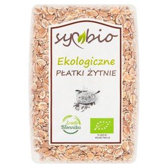Symbio Płatki żytnie ekologiczne 300 g