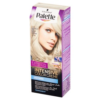 Palette Intensive Color Creme Farba do włosów Ultrapopielaty blond A10