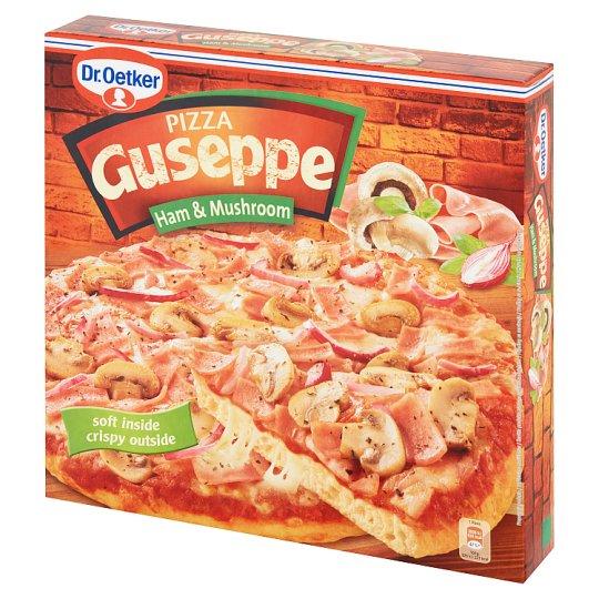 Dr. Oetker Guseppe Pizza Ham and Mushrooms 425 g