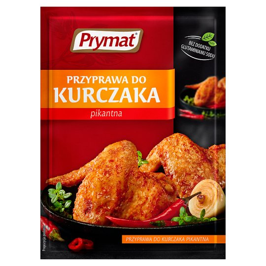 Prymat Seasoning for Spicy Chicken 25 g