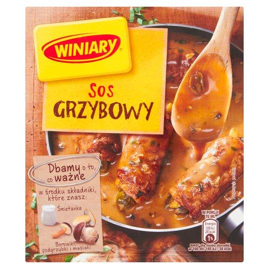 Winiary Mushroom Sauce 28 g