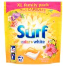 Surf Color & White Hawaiian Dream Washing Capsules 1.012 kg (42 Pieces)