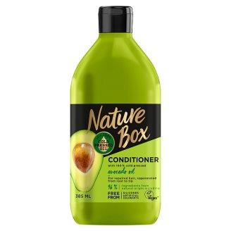 Nature Box Odżywka z olejem z awokado 385 ml