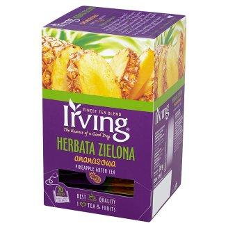 Irving Pineapple Green Tea 30 g (20 Tea Bags)