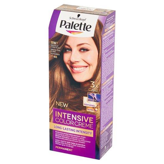 Palette Intensive Color Creme Hair Colorant Mineral Dark Blonde BW7