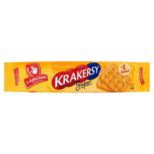 Lajkonik Super Crackers 180 g