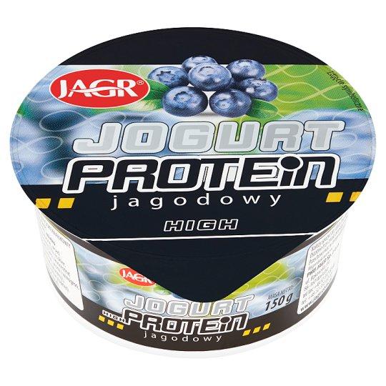 Jagr High Protein Blueberry Yoghurt 150 g