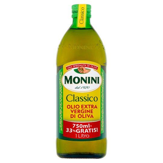 Monini Classico Extra Virgin Olive Oil 1000 ml