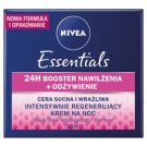 NIVEA Essentials Dry and Sensitive Skin Intensive Regenerating Night Cream 50 ml