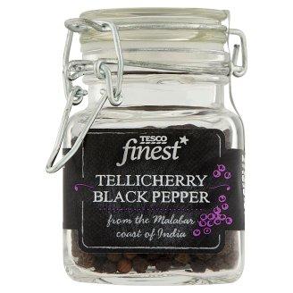 Tesco Finest Pieprz czarny ziarnisty 40 g