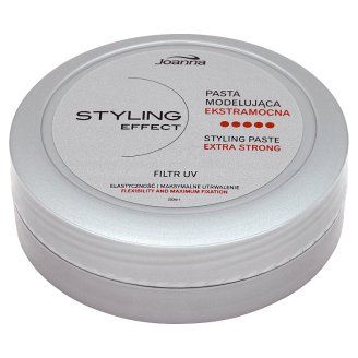 Joanna Styling Effect Styling Paste Extra Strong 80 g