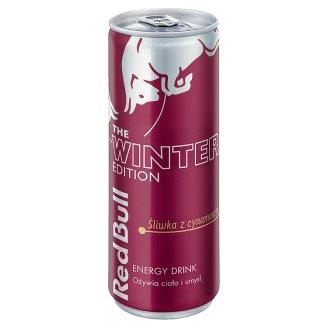 Red Bull Plum with Cinnamon Energy Drink 250 ml