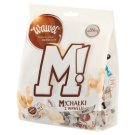 Wawel Michałki White Compound Coated Peanut Candies 280 g
