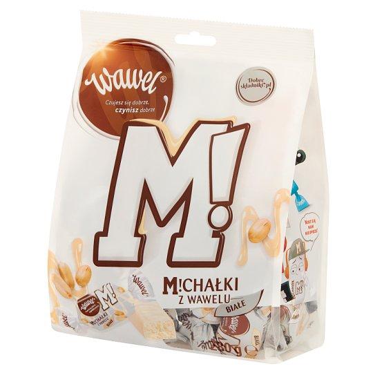 Wawel Michałki z Wawelu White Compound Coated Peanut Candies 280 g
