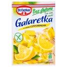Dr. Oetker Galaretka bez glutenu o smaku cytrynowym 77 g