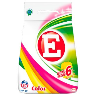 E Color Washing Powder 1.4 kg (20 Washes)