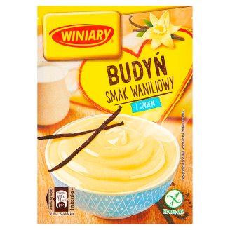 Winiary Vanilla Flavour Pudding with Sugar 60 g