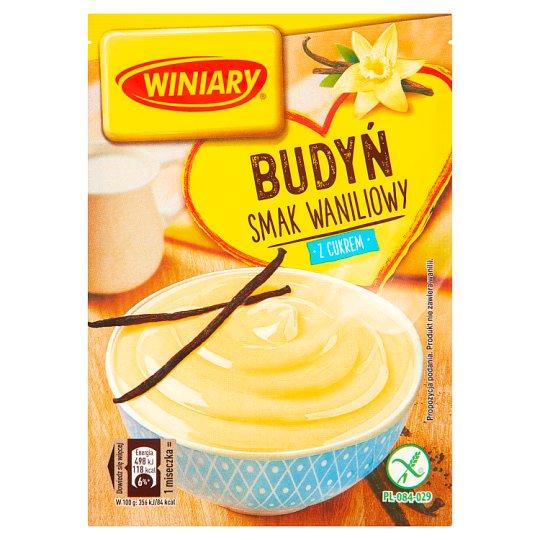 Winiary Vanilla Flavour Pudding with Sugar 60 g