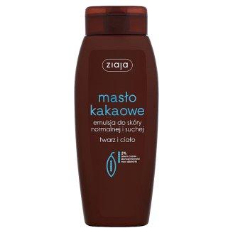 Ziaja Masło kakaowe Emulsja do skóry normalnej i suchej 200 ml