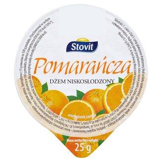Stovit Pomarańcza Dżem nisksłodzony 25 g
