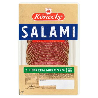 Könecke Salami with Ground Pepper 480 g