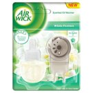 Air Wick White Flowers Scented Oil Warmer 19 ml
