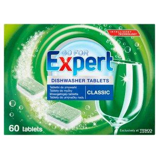 Go for Expert Classic Tabletki do zmywarki 60 x 15 g