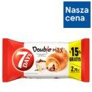 7 Days Doub!e Max Croissant with Cocoa and Vanilla Flavour Creams 110 g