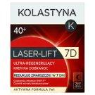 Kolastyna Laser-Lift 7D 40+ Ultra-regenerujący krem na dobranoc 50 ml