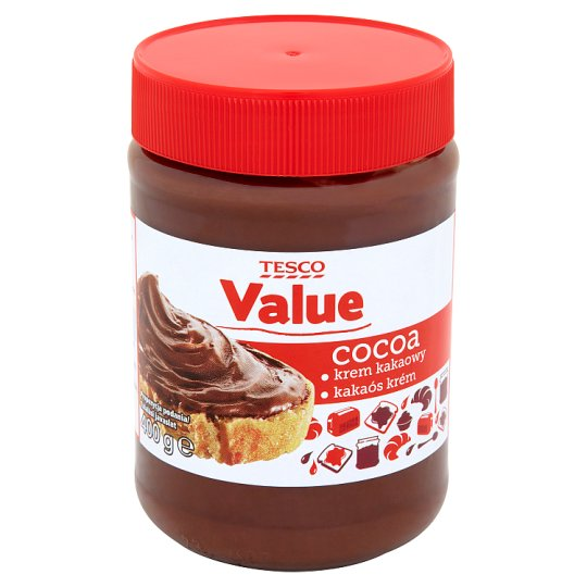 Tesco Value Krem kakaowy 400 g