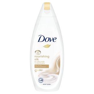 Dove Silk Glow Shower Gel 250 ml