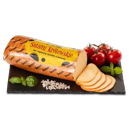 Serenada Sliced Royal Salami Cheese