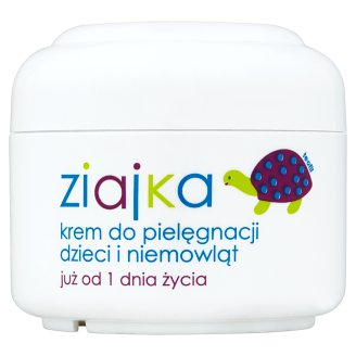 Ziaja Ziajka Care Cream for Children and Babies from 1 Day of Life 50 ml