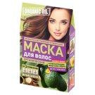 Fitocosmetic Organic Oil Maska do włosów na bazie olejków makadamia awokado i grejpfrut 3 x 30 ml