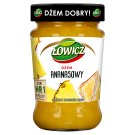 Łowicz Low Sugar Pineapple Jam 280 g
