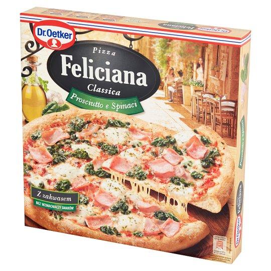 Dr. Oetker Feliciana Classica Prosciutto e Spinaci Pizza 350 g