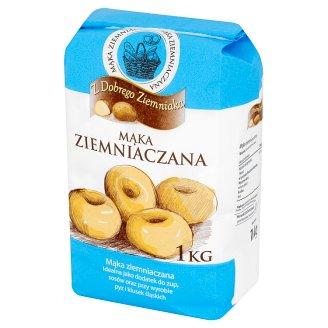 Z Dobrego Ziemniaka Mąka ziemniaczana 1 kg