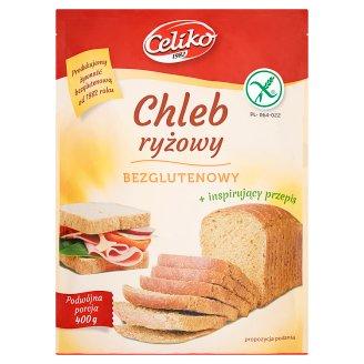 Celiko Rice Gluten Free Bread 400 g
