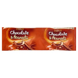Tesco Chocolate & Peanuts Ice Cream 65 g